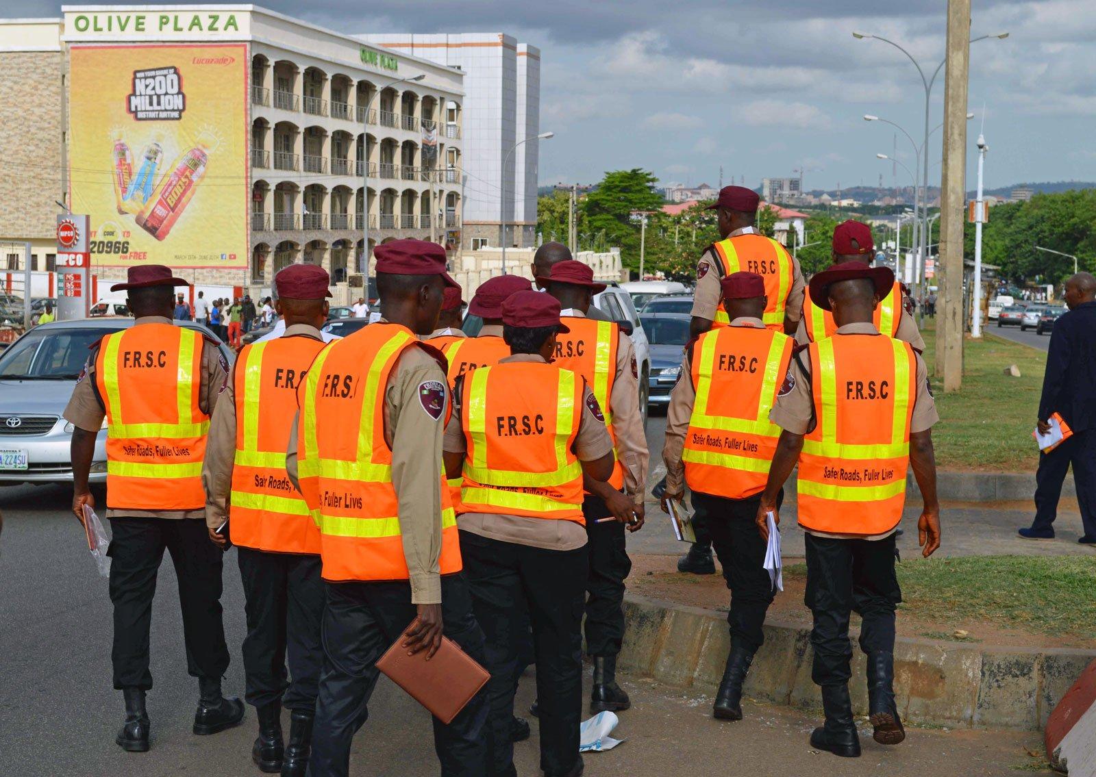 Scholing verkeersveiligheid voor nigeriaanse vakgenoten