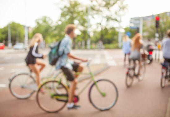 11 manieren om verkeerslichten in te zetten voor fietsers in de anderhalve metersamenleving