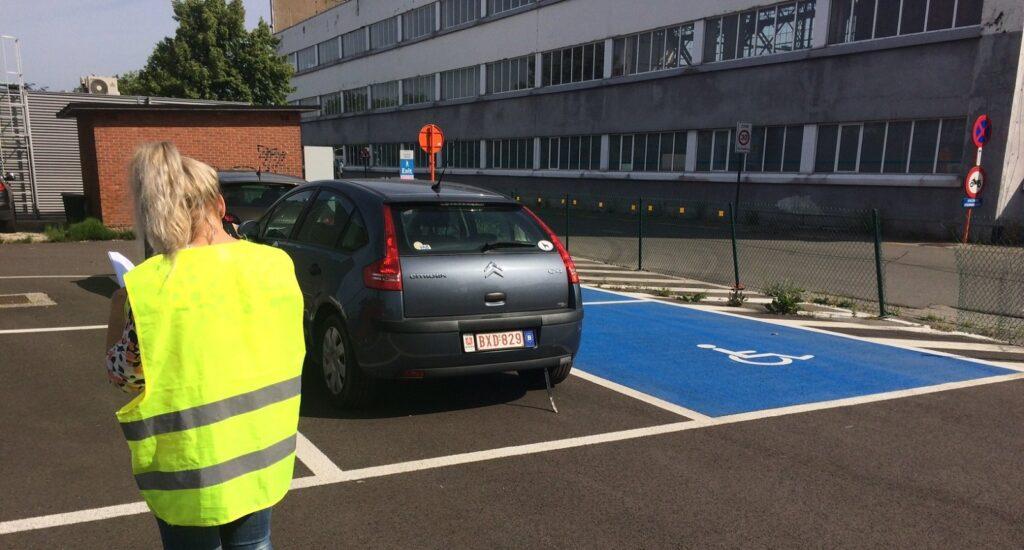 Parkeeronderzoeken Stad Antwerpen