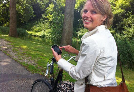 B-Riders: Brabanders tevreden fietsend naar het werk