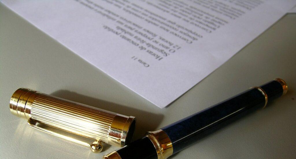 Bestekken en contracten verkeerslichten