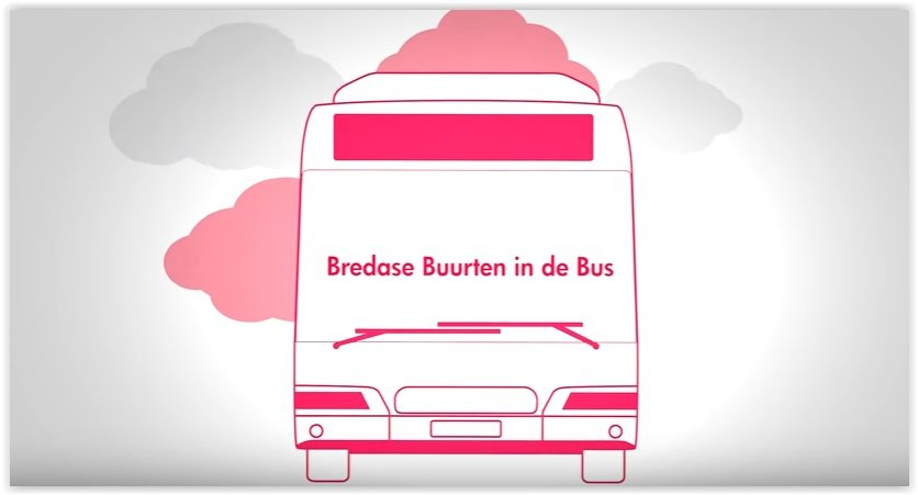 Bredase Buurten in de Bus (video)