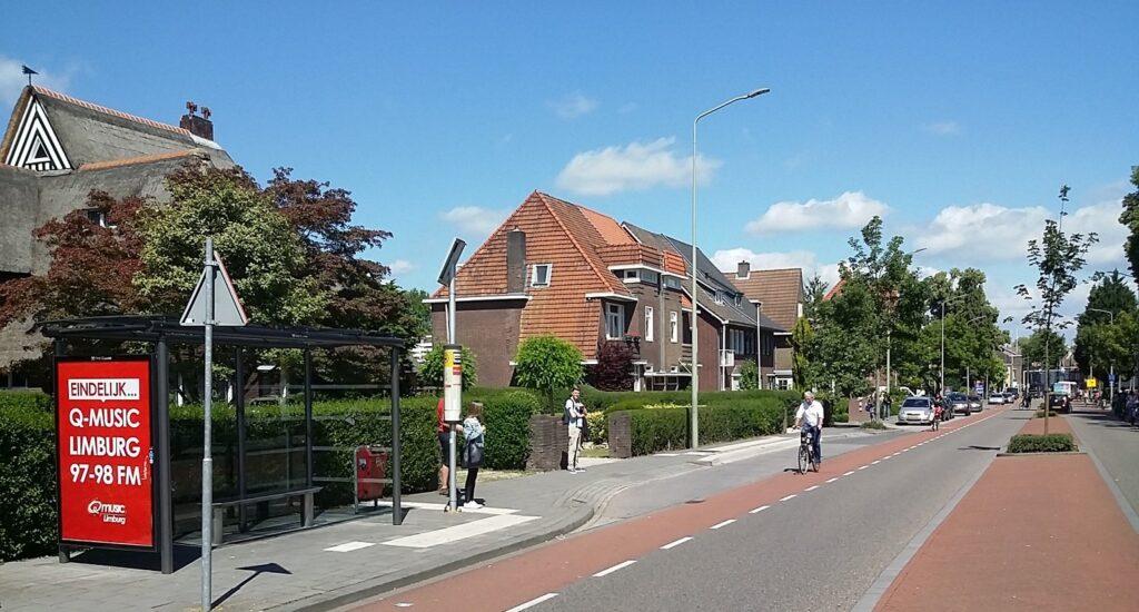 In één maand 3.300 haltes in Limburg inventariseren
