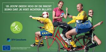 Campagne fiets stimulering Helmond