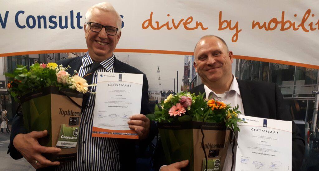 Certificeringstraject Verkeersveiligheidsinspecteurs Rijkswaterstaat