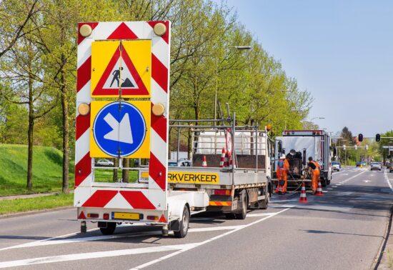 Tijdelijke verkeersmaatregelen