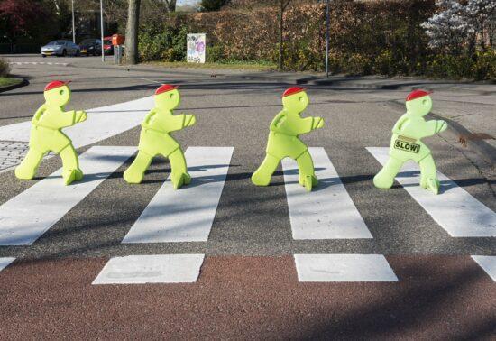 Aanpak verkeersveiligheids- knelpunten