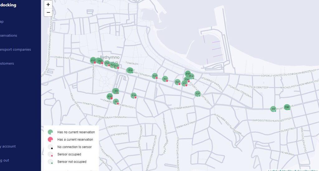 Binnenstedelijke logistieke uitdagingen oplossen, het kan met Destinations Smart Dock