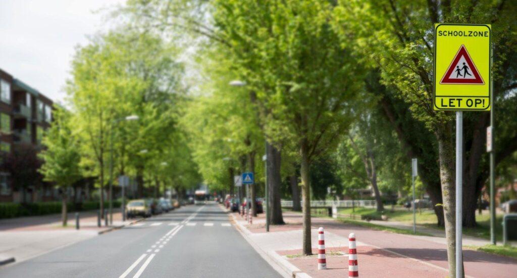 Evaluatie schoolzones Den Haag: maatwerk blijft nodig