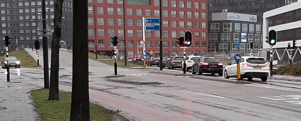 Evalueren doorstroming toegangsweg Eindhoven Airport