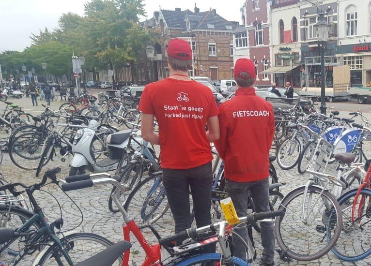 Succesvolle proef met fietscoaches in Maastricht