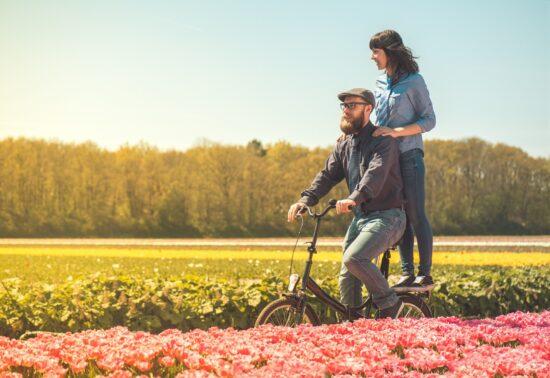 Fietsen en lopen, de gezondste oplossing voor bereikbaarheidsvraagstukken