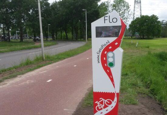 Integratie snelheidsadvies fietsers in verkeerslichtenregeling Eindhoven