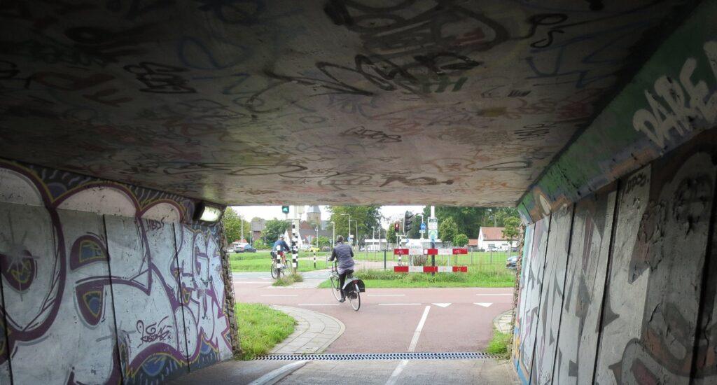 Gedragsanalyse verkeersveiligheid fietskruispunt Velsen