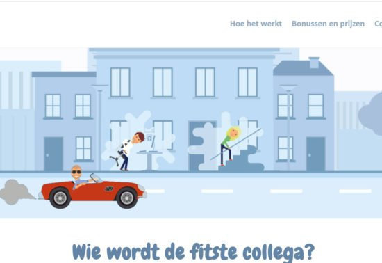 Gedragscampagne mobiliteit