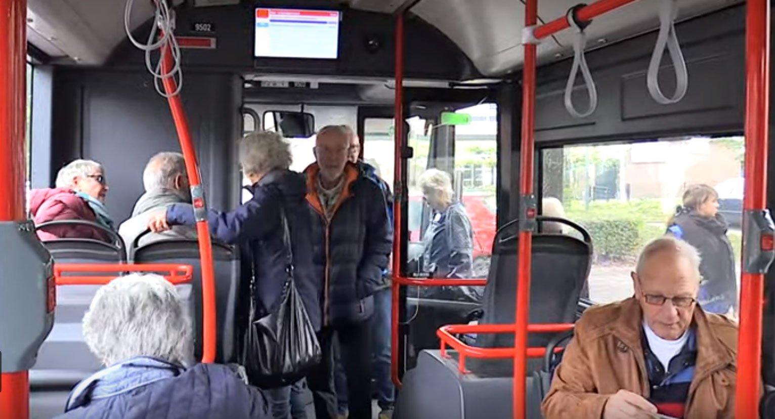 Gedragscampagne openbaar vervoer