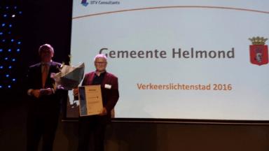 Gemeente Helmond winnaar Verkeerslichtenstad 2016
