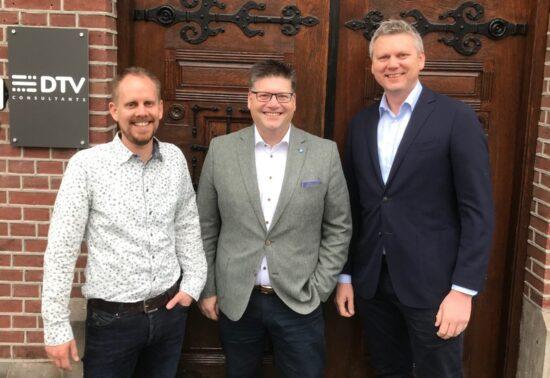 Paul van den Bosch nieuwe directeur DTV Consultants