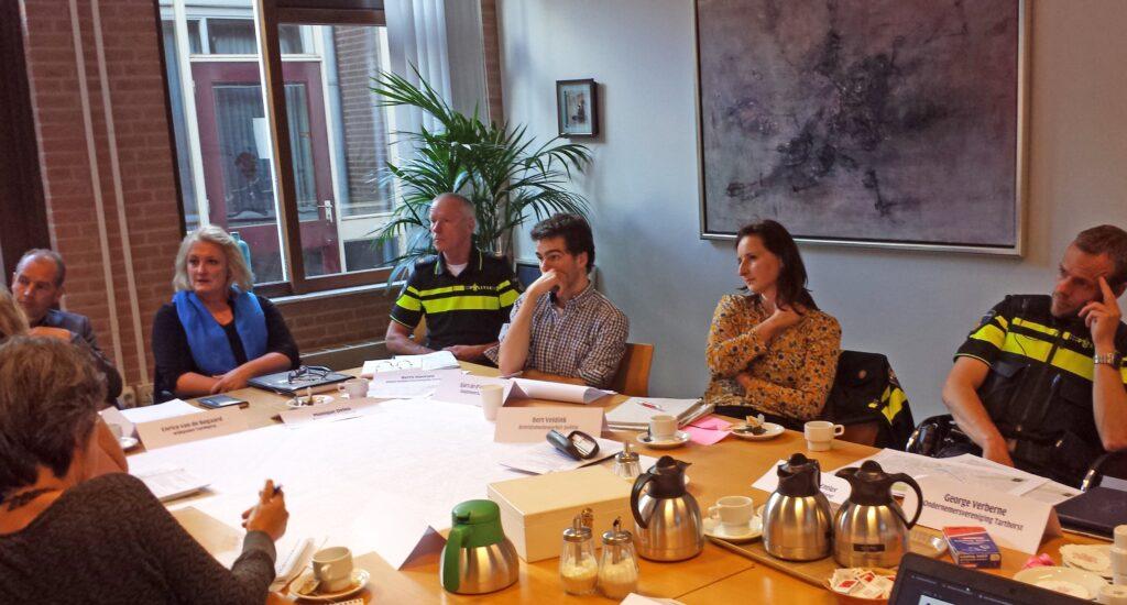 Samenwerken aan veiliger fietsen door Wageningen