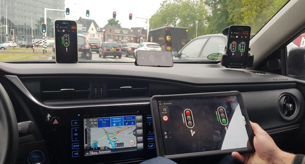 Slimme verkeerslichten vormen 'ITS-corridor' in Eindhoven en Helmond