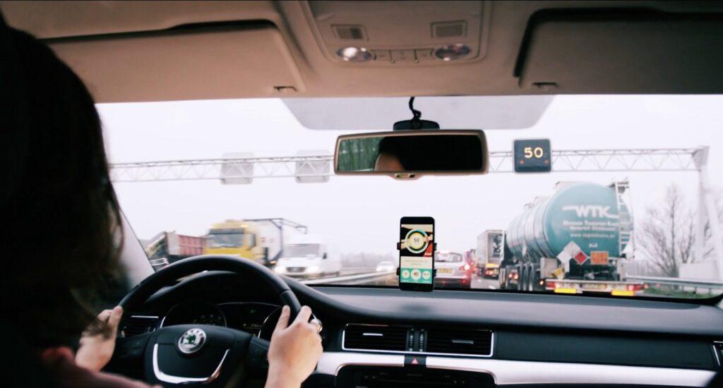 A58 als proeftuin voor Smart Mobility