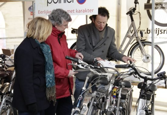 Kortingsregeling spoort Rotterdammers aan te fietsen naar het werk