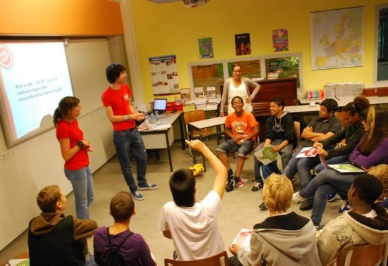 Verkeerseducatie Voortgezet Onderwijs (VEVO)