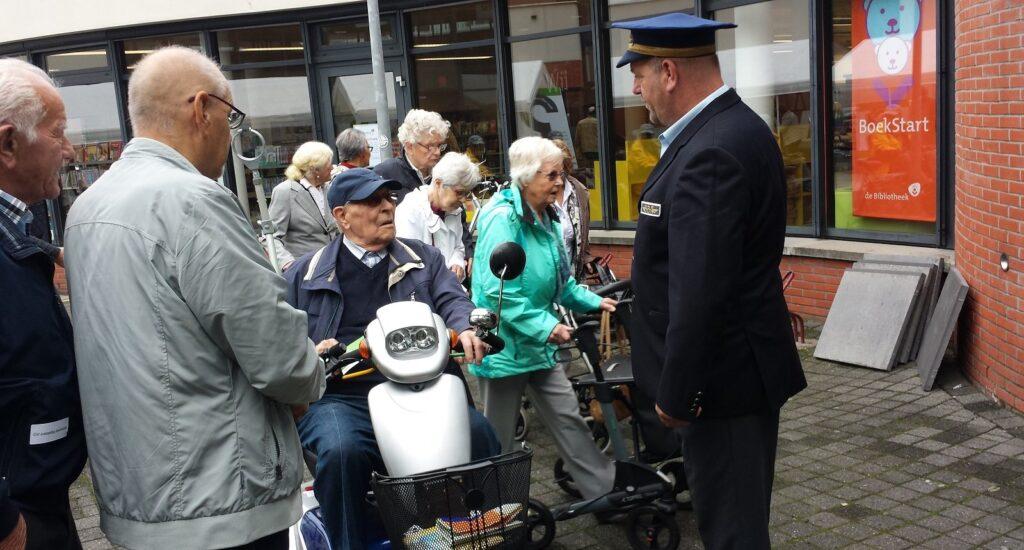 Meer mensen zelfstandig mobiel in West-Brabant