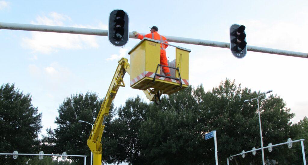 Met welk contract kunt u het beste uw verkeersregelinstallatie aanbesteden?