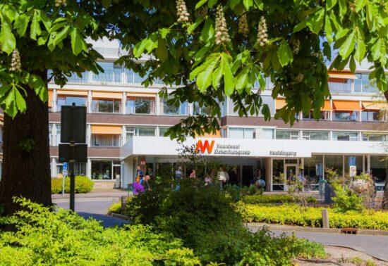 Noordwest Ziekenhuisgroep verduurzaamt mobiliteit werknemers en bezoekers
