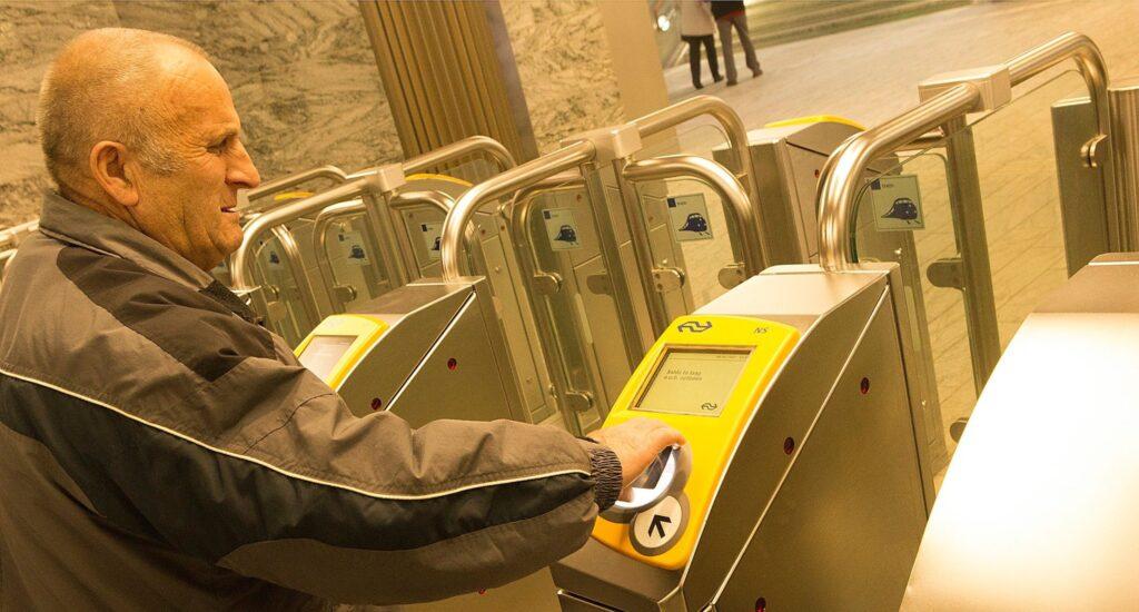 OV OpStapDagen Alphen-Chaam helpen senioren zelfstandig mobiel te blijven