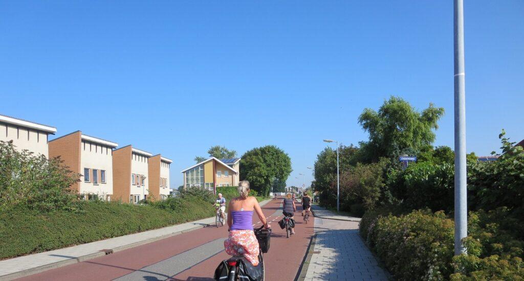 Onderzoek fietsstraten: waar maak je fietsers blij mee?