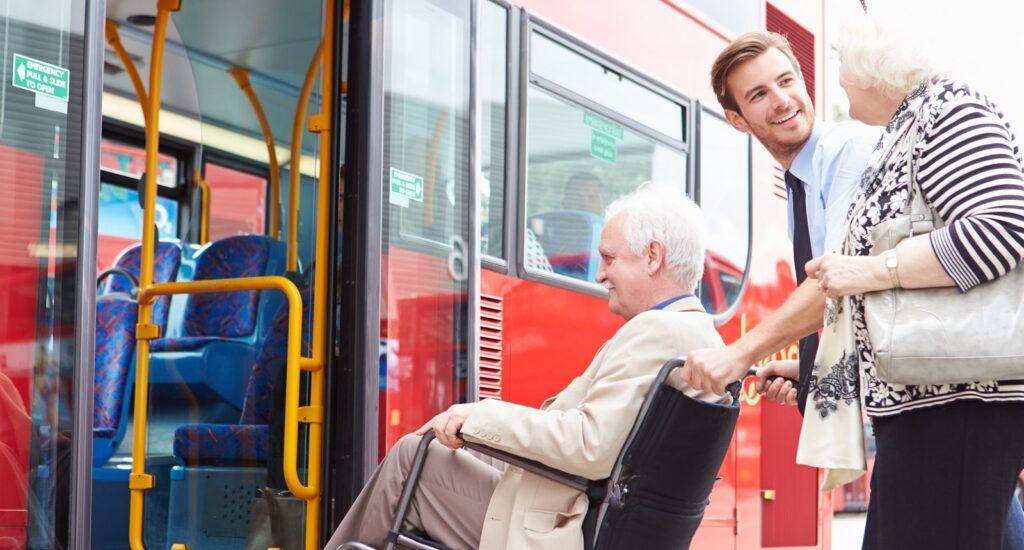 Onderzoek toegankelijkheid openbaar busvervoer voor rolstoelgebruikers
