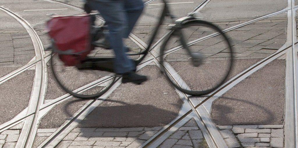Groenvoorspeller bij fietsverkeerslicht Erasmusbrug positief ontvangen