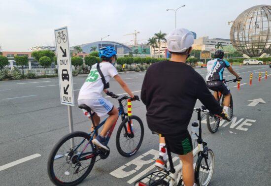 Opleidingsprogramma ondersteunt actieve mobiliteit in Filipijnen