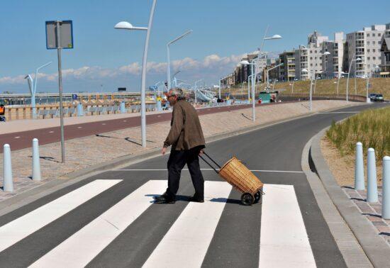 Oversteekwijzer helpt bij bepalen van gewenste oversteekvoorziening voor voetgangers