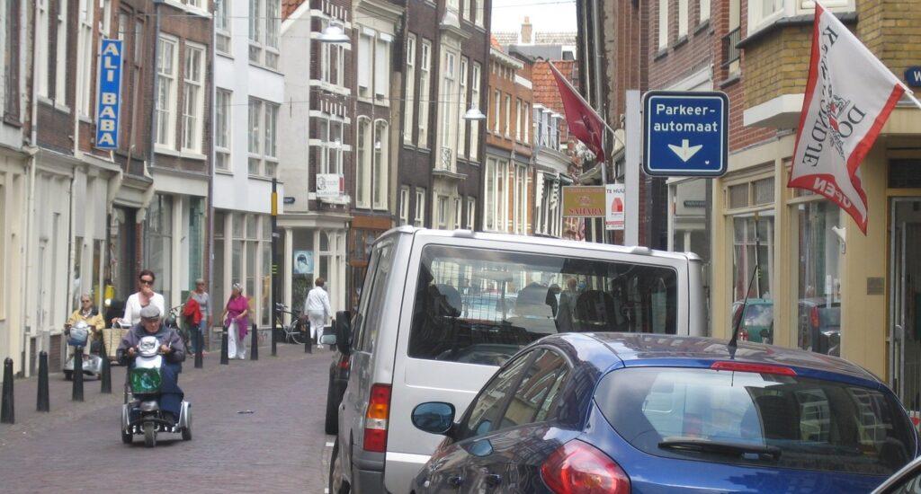 Parkeeronderzoek: Parkeerdrukmeting