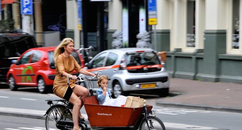 Prioriteren ontbrekende fietsschakels gemeente Amsterdam