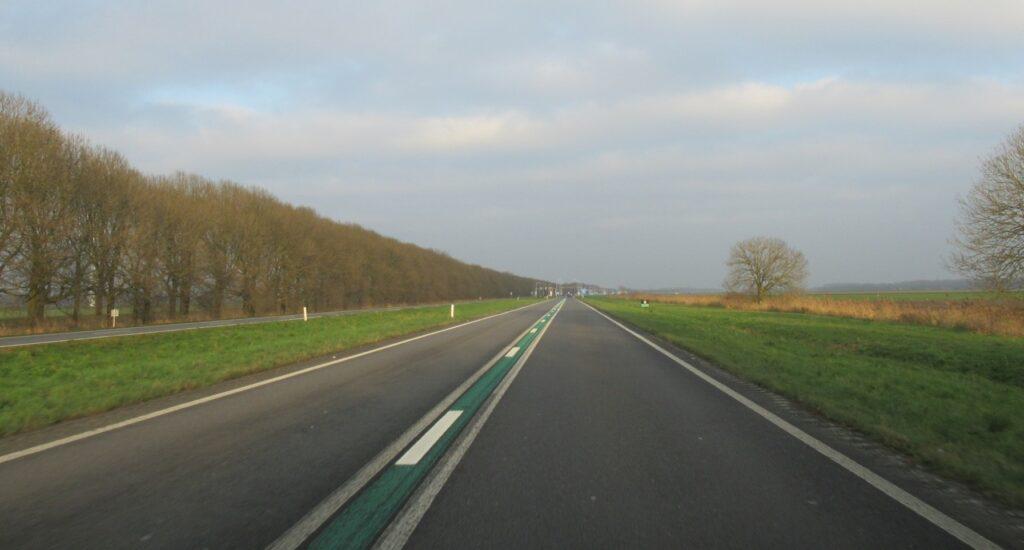 Studie verbetering verkeersveiligheid regionale wegen Flevoland