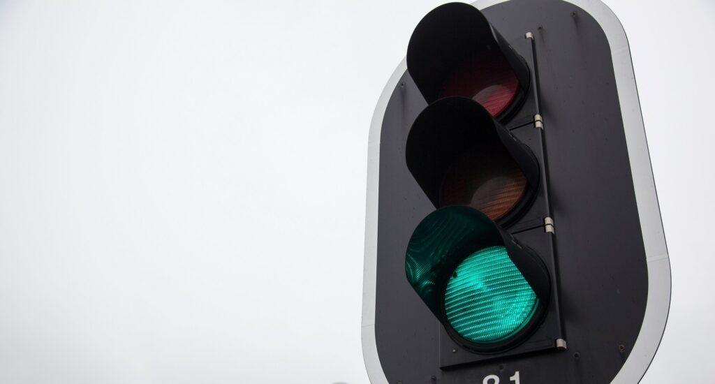 Resterende roodtijd en groentijd voorspellen voor voertuigafhankelijke regeling