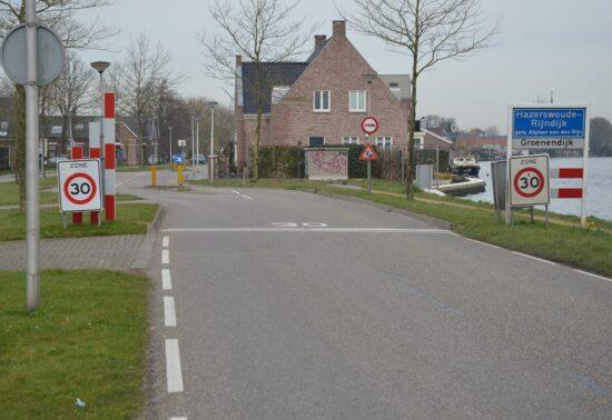 Ontwerp met groot draagvlak voor herinrichting Rijndijk-West