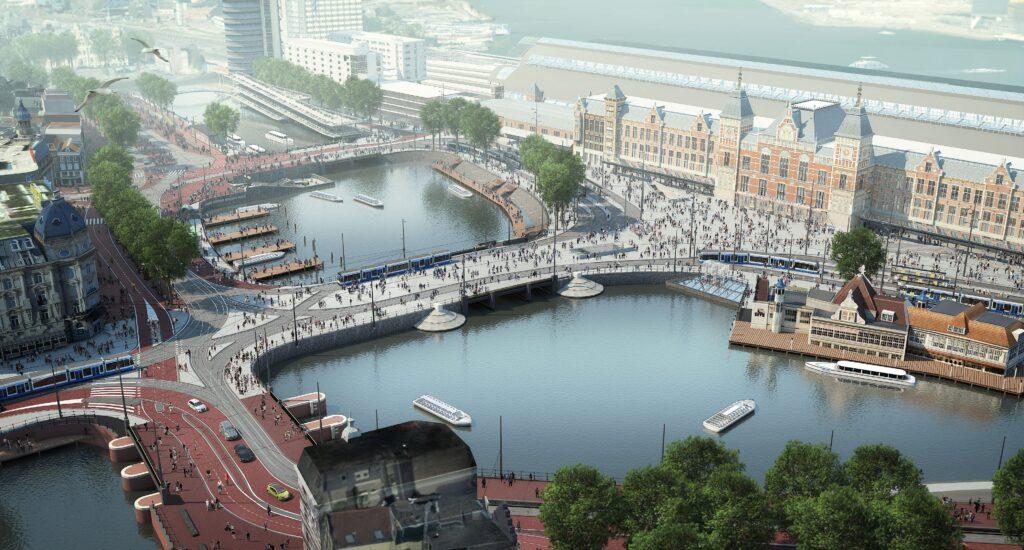 Risicoscan verkeerslichten borgt samenwerking Amsterdam