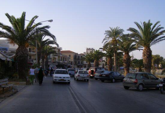 Betrouwbare verkeersdata basis voor logistiek plan Griekse gemeente