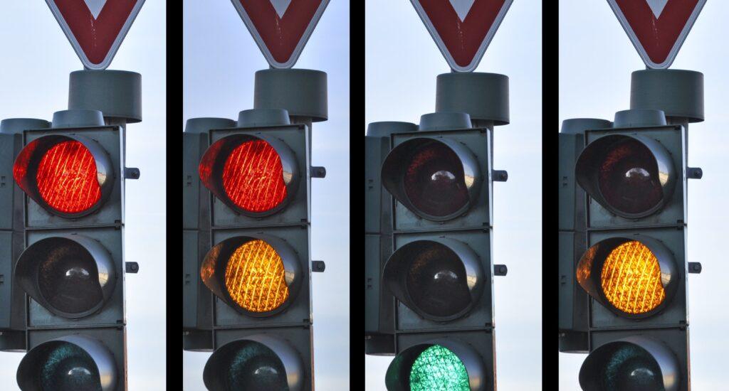 Samenhangende beleidsplannen verkeerslichten in Limburg