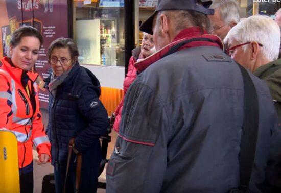Senioren reizen zelfstandig met OV in de regio 's-Hertogenbosch