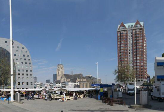 Subjectieve verkeersveiligheid Rotterdam-centrum objectief in beeld