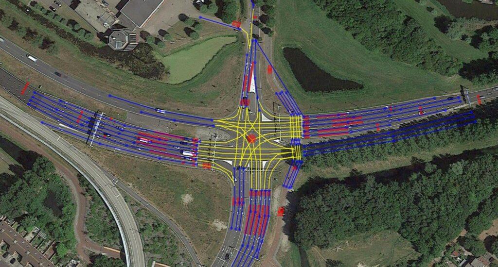 TopChecker: Controlesoftware voor Talking Traffic kruispunttopologie in de maak
