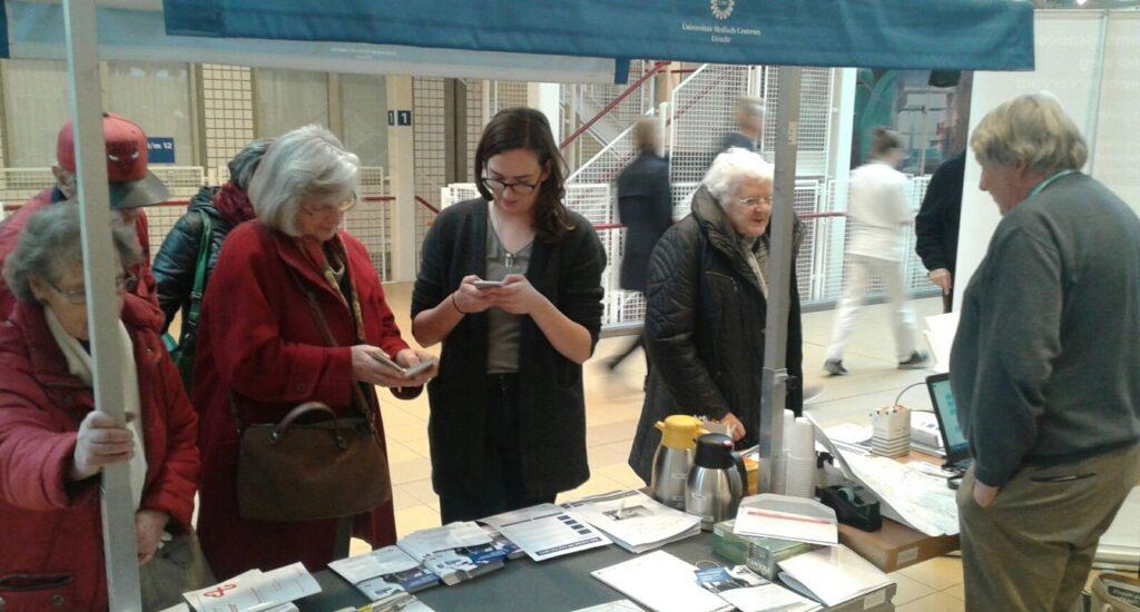 Reisloket UMC Utrecht informeert patiënten en bezoekers succesvol over mogelijkheden van OV