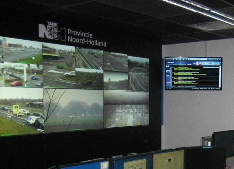 Verkeerskundig beheer Noord-Holland zorgt voor doorstroming provinciale wegen