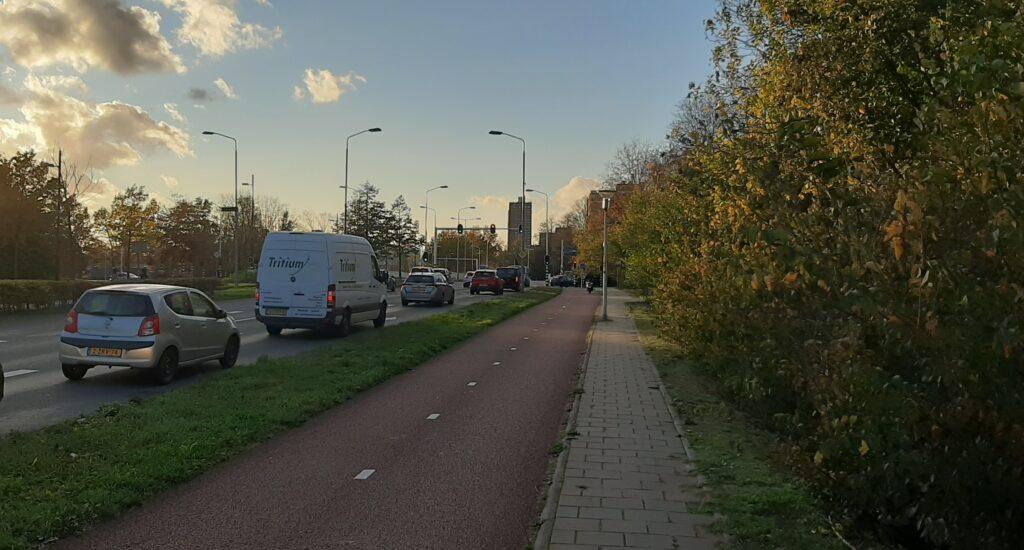 Verkeerskundige optimalisaties ontsluitingsweg Eindhoven